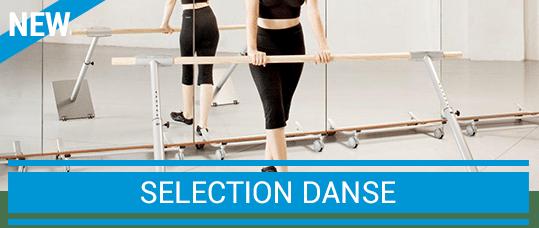 accueil danse - PARTENAIRE COLLECTIVITÉ propose tout l'équipement et le mobilier destinés aux collectivités locales
