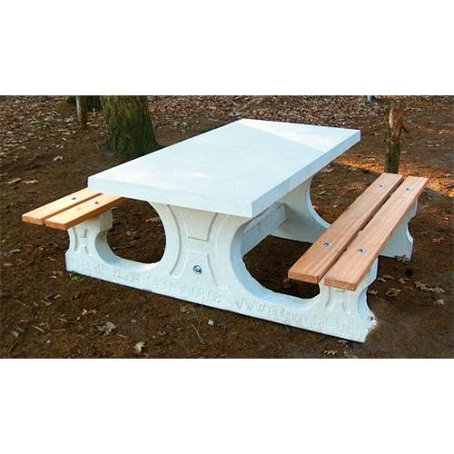 Table pique nique PC PS DL HB - BABYFOOT EXTERIEUR (OUTDOOR)