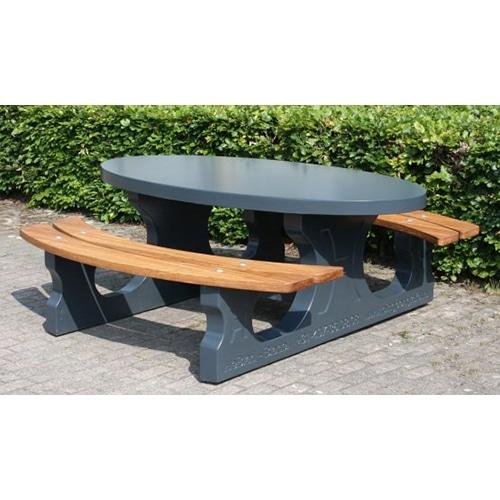 Table pique nique PC PS DLA OV HB - BABYFOOT EXTERIEUR (OUTDOOR)