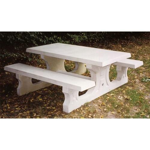Table pique nique PC PS ST HB - BABYFOOT EXTERIEUR (OUTDOOR)