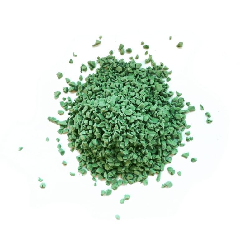 granulats epdm vert - EPDM Rouge